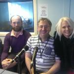 Interviews: Rachel Salway, Chris Barnes, Jodie Marshall, Rory Ridley-Duff