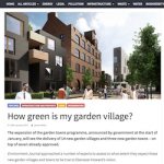 Will Ebenezer's new gardens be good in name or reality?