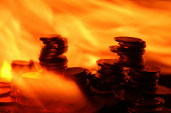 Coins and Fire