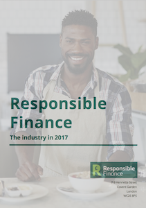 Cover of Responsible Finance 2017