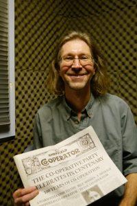 Photo of Jonathan Cook