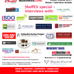 SheffEX radio interviews and film