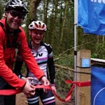 Crowdfunded bike trail: Annie Last and Steve Peat interviews. Plus: budget impact on small business