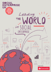 Cover of SEUK's State of Social Enterprise Research