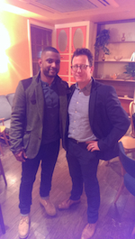 JB Gill and Jamie Veitch