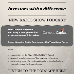 Image: Investors with a difference podcast