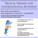 Digital strategy and business in South America: expertise from serial entrepreneur