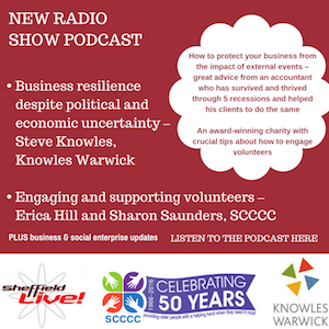 Image with details of Business Live radio show, 16 June 2017
