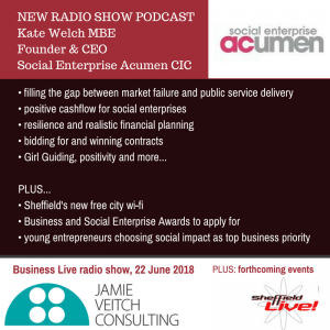 Business Live radio show 22 06 2018 image
