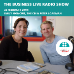 Economic prosperity with Emily Moncuit, Ethiopia and finding your purpose with Peter Loadman