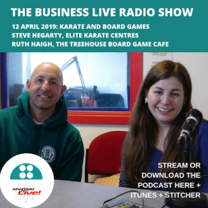 Business Live 12 April 2019