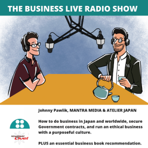Johnny Pawlik on Business Live 21 June 2019