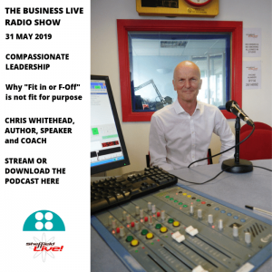 Business Live podcast 31 May 2019 with Chris Whitehead