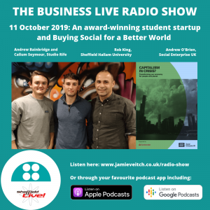 Business Live 11th October 2019
