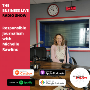 Photo of Michelle Rawlins / Business Live, Sheffield Live radio