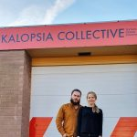 Ethical and sustainable fashion and textiles with Nina and Adam of Kalopsia