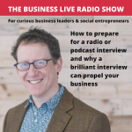 How to prepare for a radio interview and why it can propel your business [radio and podcast interview tips 1]