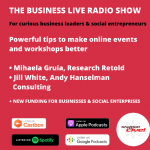 Powerful tips to make online events and workshops better – Mihaela Gruia and Jill White
