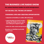 Episode 300! Fay Selvan, Big Life group – supporting Big Issue North vendors and advice for social entrepreneurs